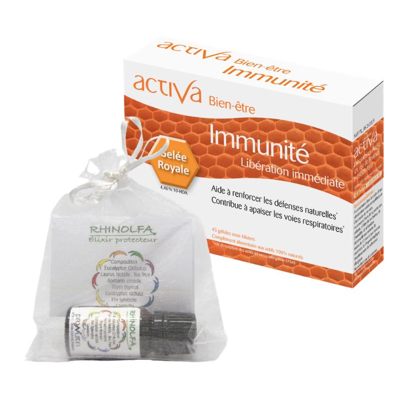 Complément Alimentaire Immu Nolfa Activa Pronutri Pack | Produits Nutritifs