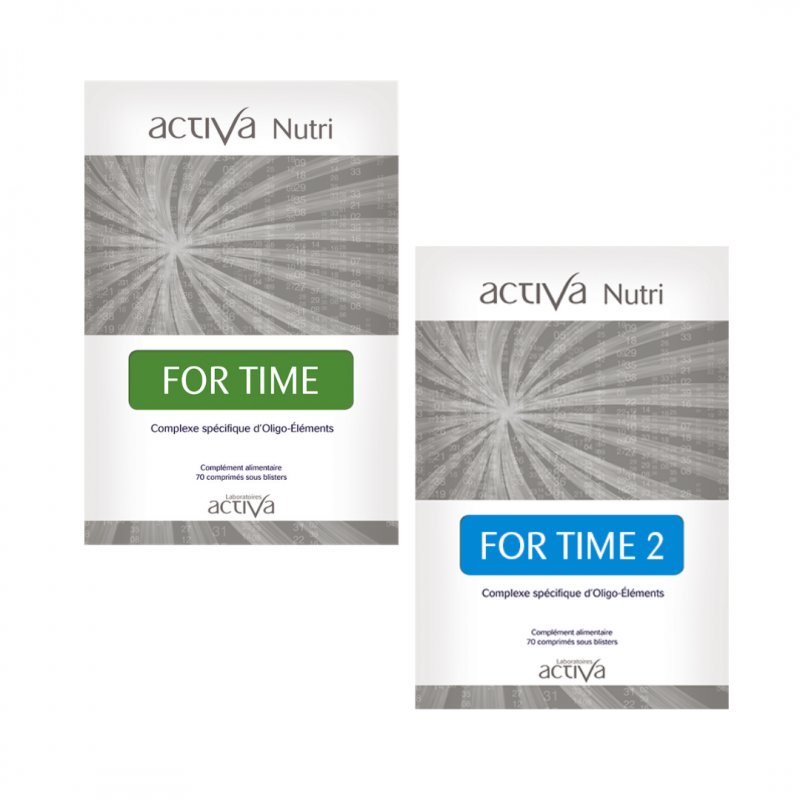 Activa Nutri FOR TIME