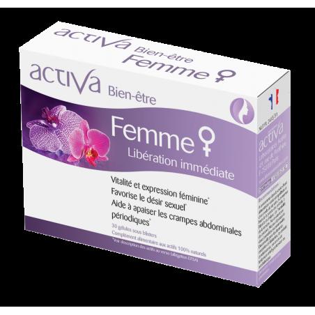 Complément Alimentaire Femme Activa Bien-Être | Produits Nutritifs
