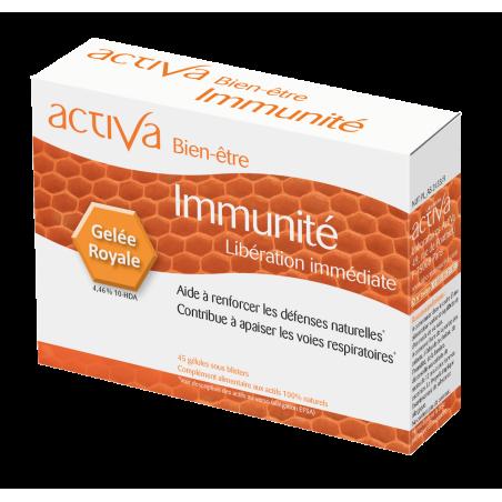 Complément Alimentaire Immunité Activa Bien-Être | Produits Nutritifs