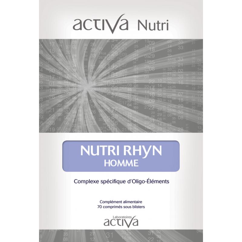 Activa Nutri Rhyn Homme   Produits Nutritifs