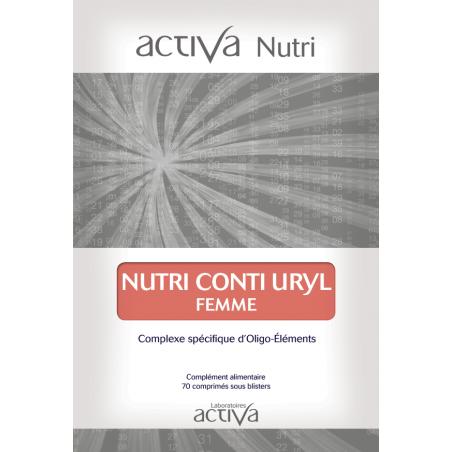 Activa Nutri Conti Uryl Femme | Produits Nutritifs