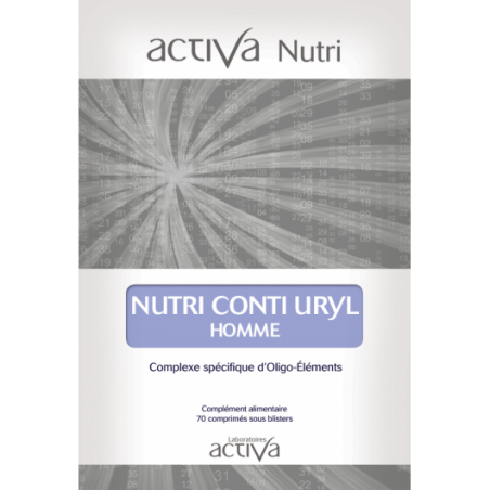 Activa Nutri Conti Uryl Homme   Produits Nutritifs
