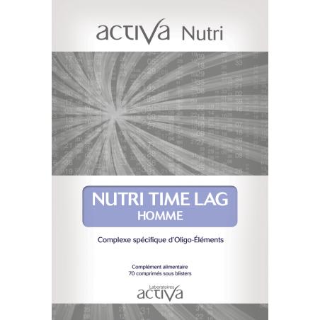 Complément Alimentaire Time Lag Homme Activa Nutri | Produits Nutritifs