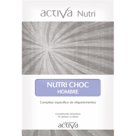 Activa Nutri Choc Hombre