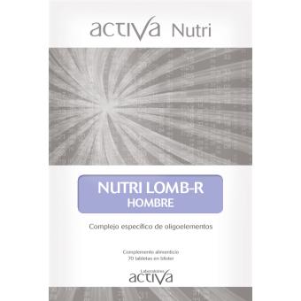 Complemento Alimenticio Lomb-R Hombre Activa Nutri | Produits Nutritifs