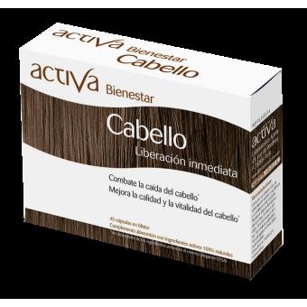Complemento Alimenticio Cabello Activa Bienestar   Produits Nutritifs
