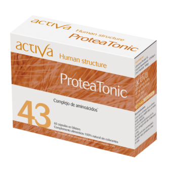 Complemento Alimenticio ProteaTónic Activa Human Structure | Produits Nutritifs