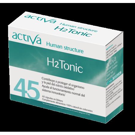 Complemento Alimenticio H2Tonic Activa Human Structure | Produits Nutritifs