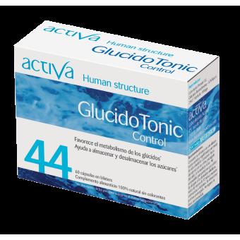 Complemento Alimenticio GlucidoTónic Activa Human Structure   Produits Nutritifs