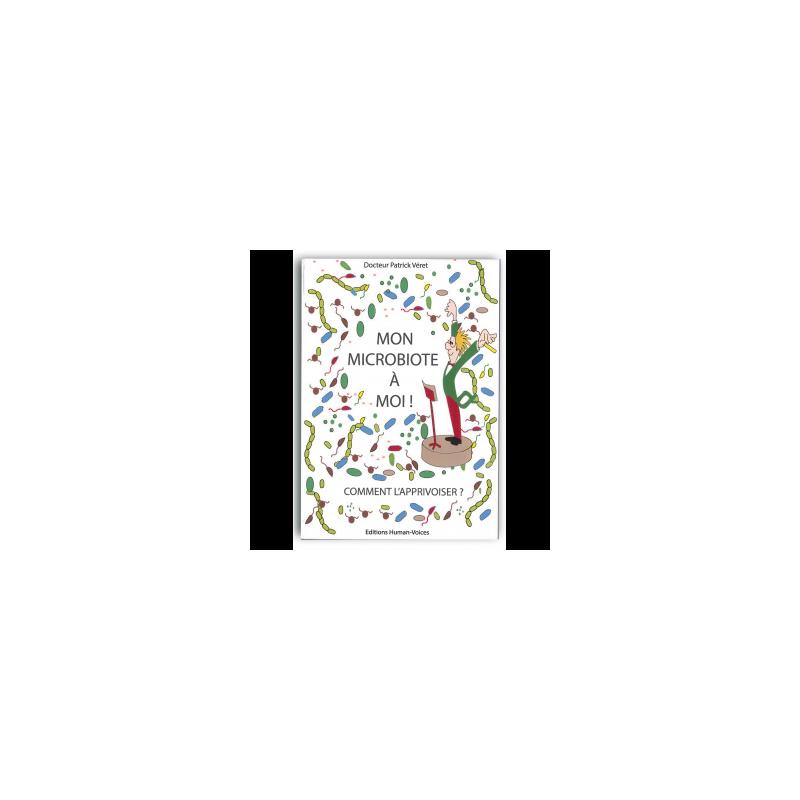 Livre Mon Microbiote à moi | Produits Nutritifs