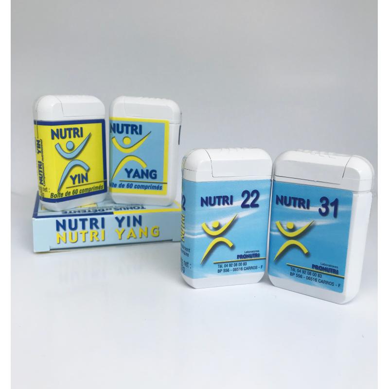 Pack Saison Hiver Nutri | Produits Nutritifs