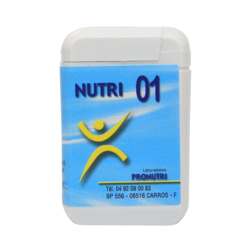 Complexes Oligo-Métaux Nutri 01   Produits Nutritifs