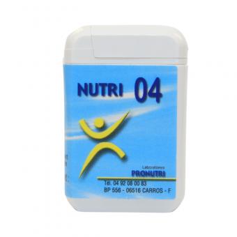 Complexes Oligo-Métaux Nutri 04 | Produits Nutritifs