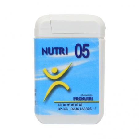 Complexes Oligo-Métaux Nutri 05 | Produits Nutritifs
