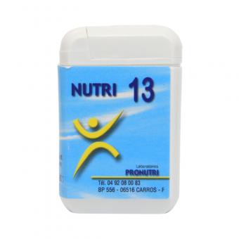 Complexes Oligo-Métaux Nutri 13 | Produits Nutritifs