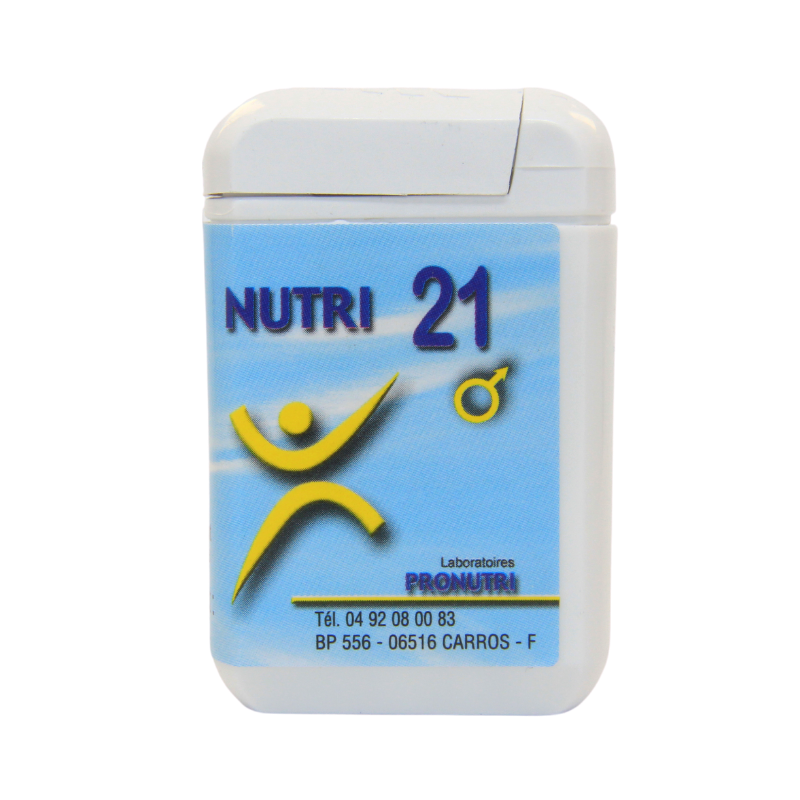Complexes Oligo-Métaux Nutri 21 | Produits Nutritifs