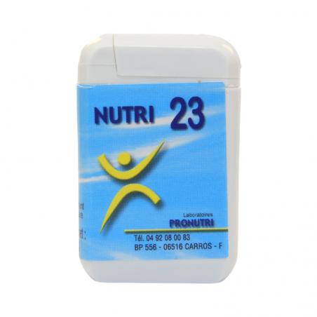 Complexes Oligo-Métaux Nutri 23 | Produits Nutritifs