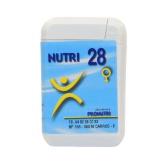 Complexes Oligo-Métaux Nutri 28   Produits Nutritifs