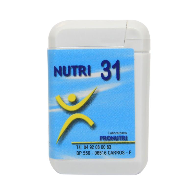 Complexes Oligo-Métaux Nutri 31 | Produits Nutritifs