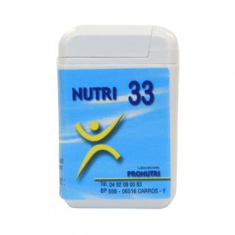 Complexes Oligo-Métaux Nutri 33 | Produits Nutritifs