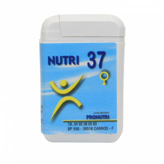 Complexes Oligo-Métaux Nutri 37 | Produits Nutritifs
