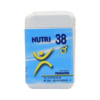 Complexes Oligo-Métaux Nutri 38   Produits Nutritifs